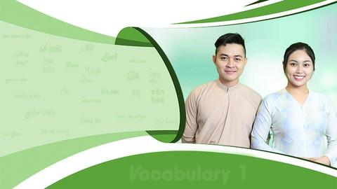Vietnamese Vocabulary Course 1