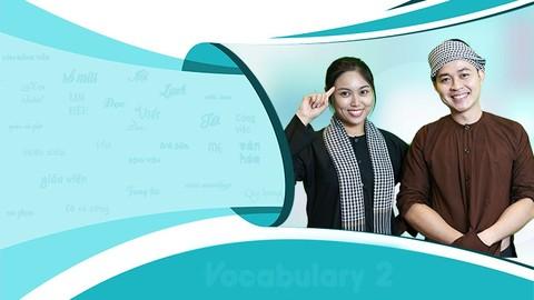 Vietnamese Vocabulary Course 2