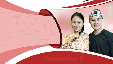 Vietnamese Vocabulary Course 3