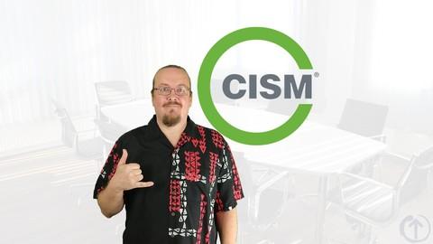 CISM Certification: CISM Domain 1 Video Boot Camp 2021