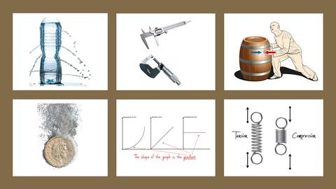 iGCSE / GCE O Level Physics - Measurement & Newton Mechanics