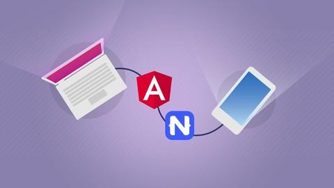 NativeScript + Angular: Build Native iOS, Android & Web Apps