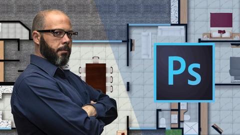 Curso de Photoshop CC Para Arquitectura.