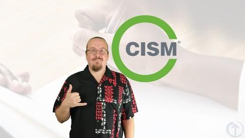 CISM Certification: CISM Domain 2 Video Boot Camp 2021