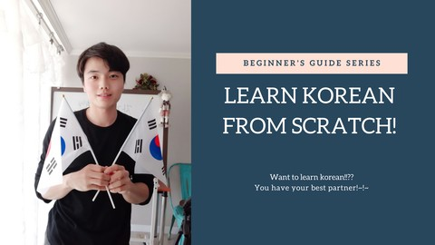 Learning From Scatch! [Korean Language]