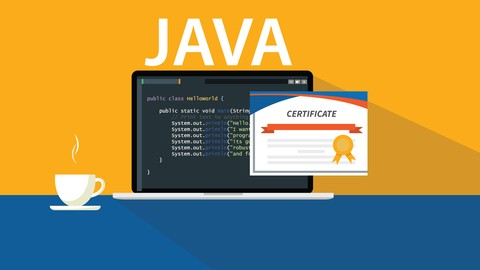 Java Certification - The Complete Practice for 1Z0-808 Exam
