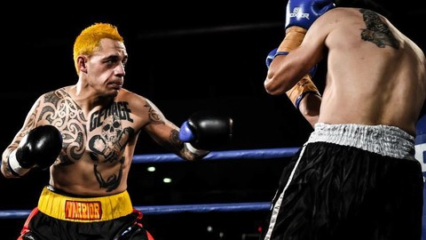 Learn to Box With Cairo The Waikato Warrior George