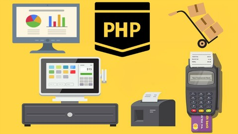 PHP for Beginners to Inventory POS Sales Project - AdminLTE