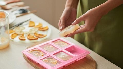 Melt & Pour Soap Making Home Business Marketing Starter Kit Coupon