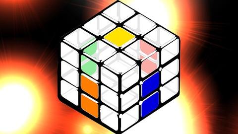 Netcurso-3x3x3-first-layer-cross-clinic