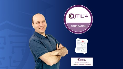 ITIL 4 Foundation Practice Certification Exams (6 Exams)