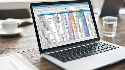 Free Basic Excel Course + Lookup Function