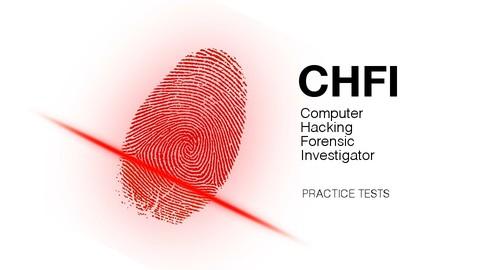 Practice Tests CHFI (Computer Hacking Forensic Investigator)