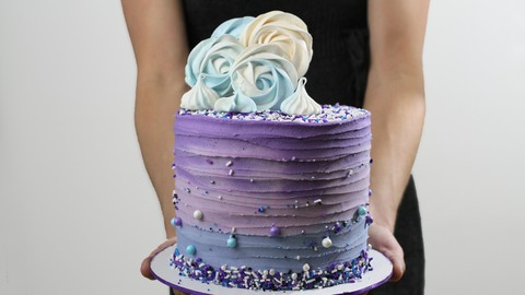 10 Gorgeous Cake Decorating Techniques for All Levels