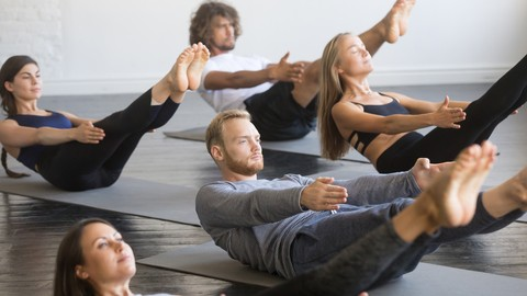 Pilates for beginners - extended course