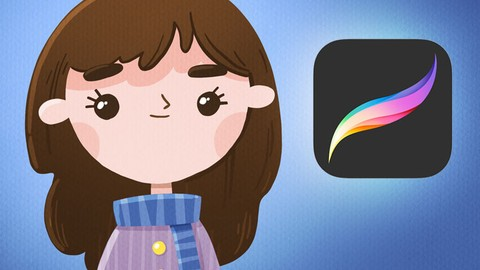 How to Draw Cartoon Characters In Procreate