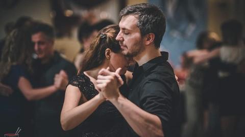 Beginning Argentine Tango with US Champion Adam Cornett