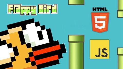 Free Flappy Bird Clone Tutorial - Crea un videojuego como Flappy Bird desde 0