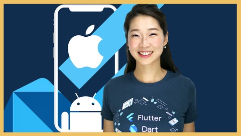 The Complete 2021 Flutter Development Bootcamp with Dart
