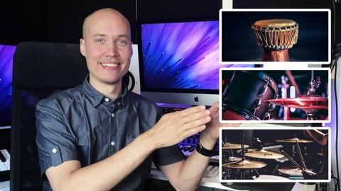 Music Composition - Percussion Fundamentals - Resonance School of Music