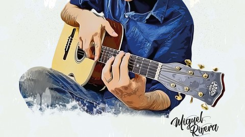 The Percussive Acoustic Guitar Method - Resonance School of Music