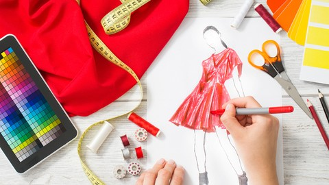 Sketching for Fashion Design -- Beginner Course