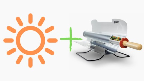 Solar Cooking with Gosun Sport