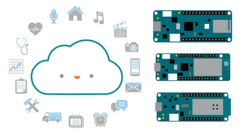 Building Internet of Things Projects with Arduino IOT Cloud*