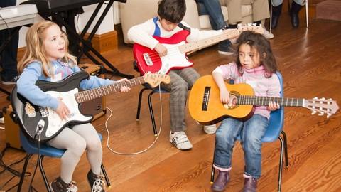 Beginner's Guitar Course Part 1