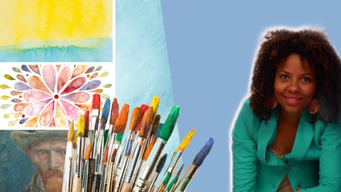Complete Art Therapy Certificate Course for Self Healing