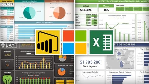 Curso Excel y Power BI – Análisis y Visualización de Datos Coupon