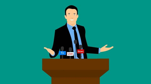 Public Speaking Mastery - Say Goodbye to Stage Fear