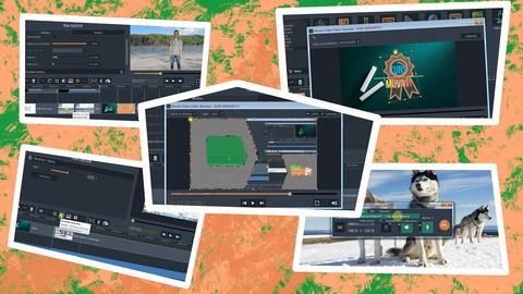 Szybki prosty montaż i edycja wideo w movavi