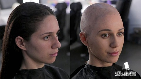 Creating a Bald Cap - A Free Demonstration