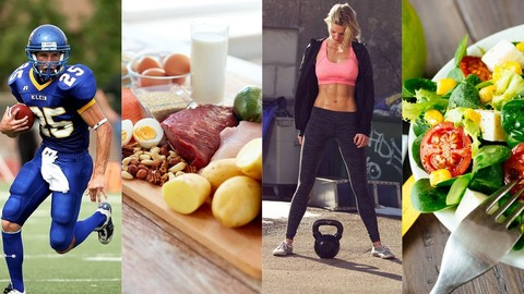 Internationally Accredited Diploma in Sports Nutrition