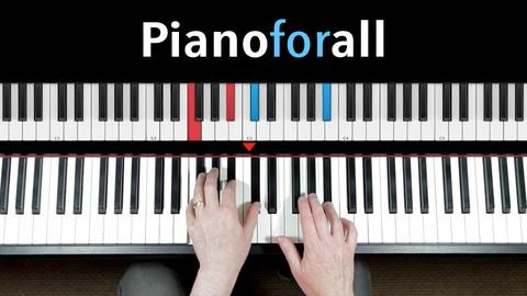 Netcurso-pianoforall-incredible-new-way-to-learn-piano-keyboard