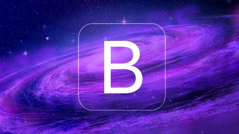 Bootstrap 4: Completo e Direto ao Ponto + 7 Projetos