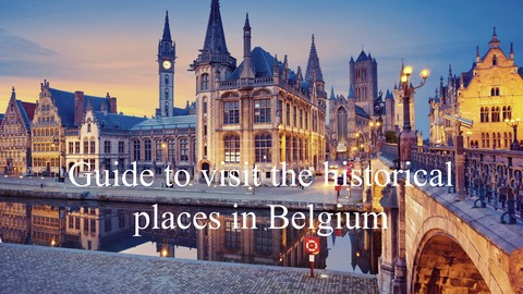Netcurso-guide-to-visit-the-historical-cities-of-belgium