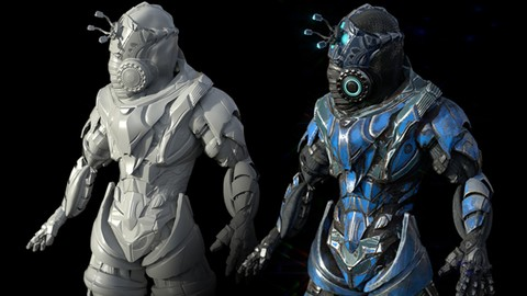 NEW! Substance Painter All Levels Volume 1