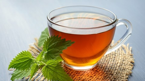 Learn How to Blend Herbal Teas & Identify 43 Common Herbs.