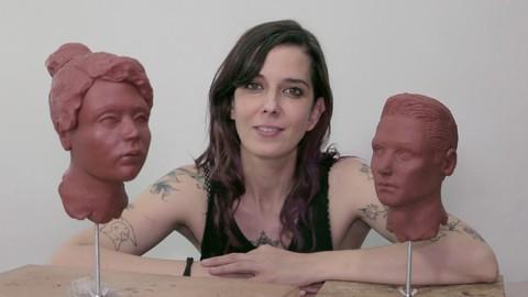 Netcurso-sculpt-the-human-male-and-female-head