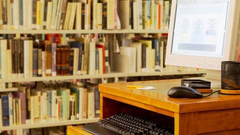 Netcurso-vue-library