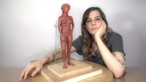 How to sculpt the female body