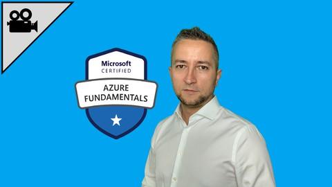 AZ-900 - Microsoft Azure Fundamentals Training Bootcamp 2021