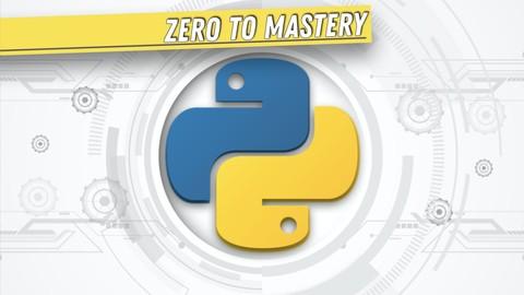 Complete Python Developer in 2020: Zero to Mastery