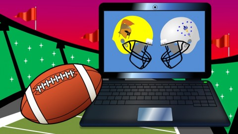 The easy way to learn AMERICAN FOOTBALL!