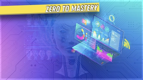 Complete Machine Learning and Data Science: Zero to Mastery