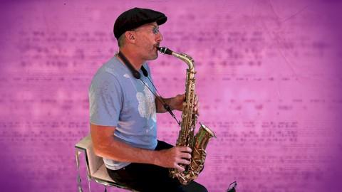 Quick Start Sax 1 Smooth Jazz for Alto Sax - Resonance School of Music