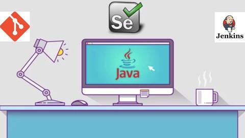 Selenium WebDriver With - Java |TestNg |Maven |GIT | Jenkins