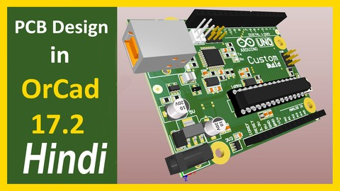 [Hindi] PCB Designing with OrCad Capture / Allegro (2019)